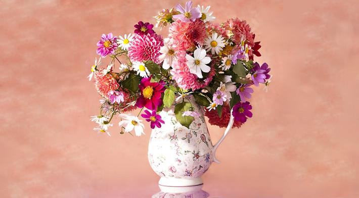 plukke-blomster