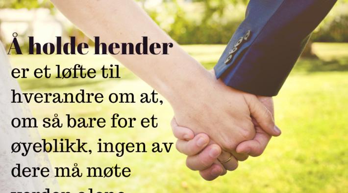 å-holde-hender-er-et-løfte-til-hverandre
