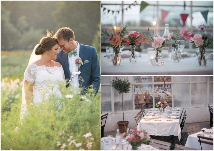 Bryllup i Stockholm