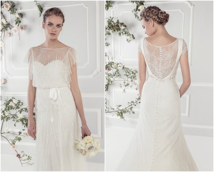 Ellis Bridal Rose wedding dress collection 2015