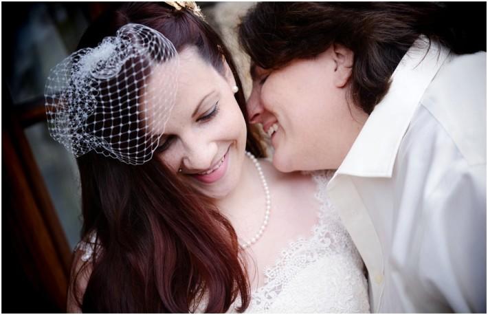 Bryllup med to bruder
