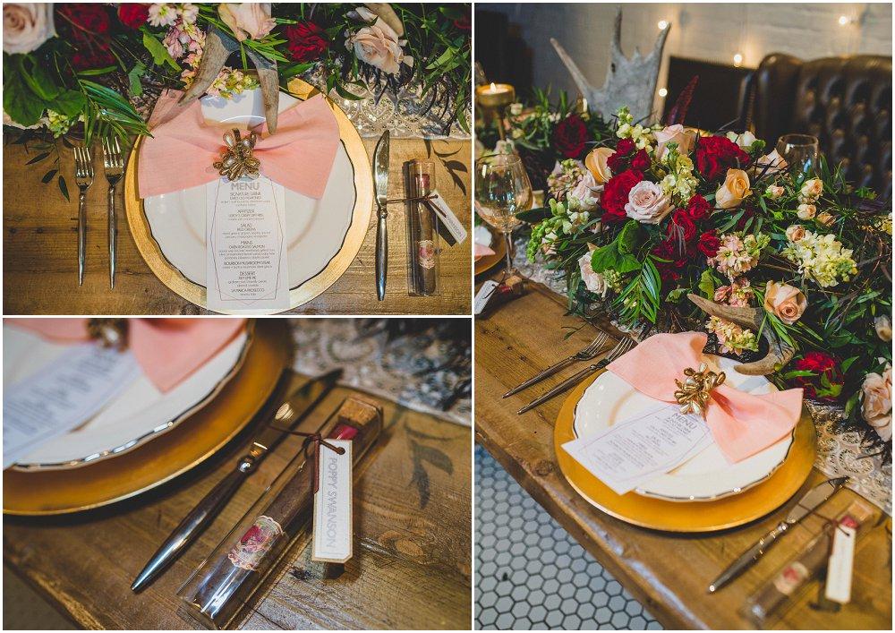 Bordoppdekning bryllup