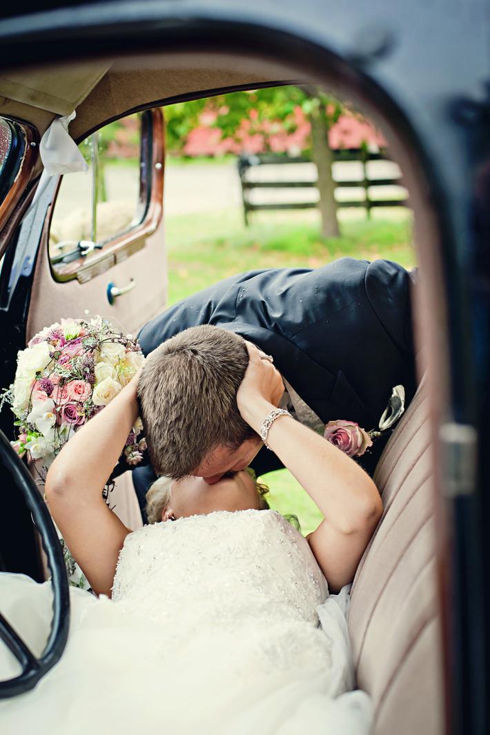 Bryllup på Hellerud gård