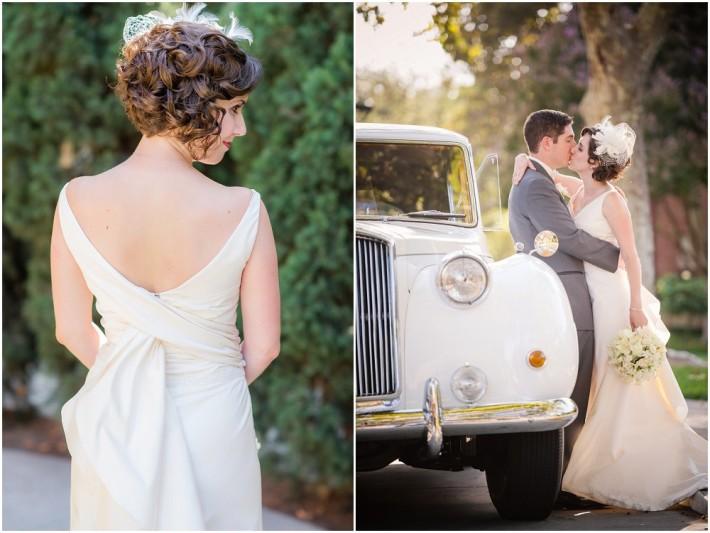 sofistikert bryllup