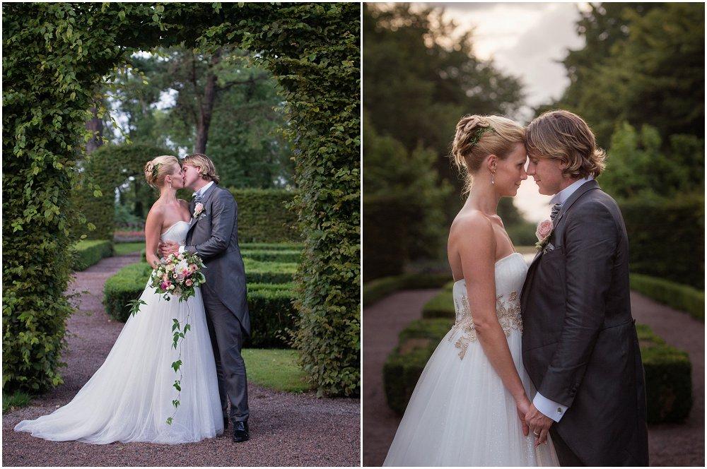 Bryllupsfotografering i Sverige
