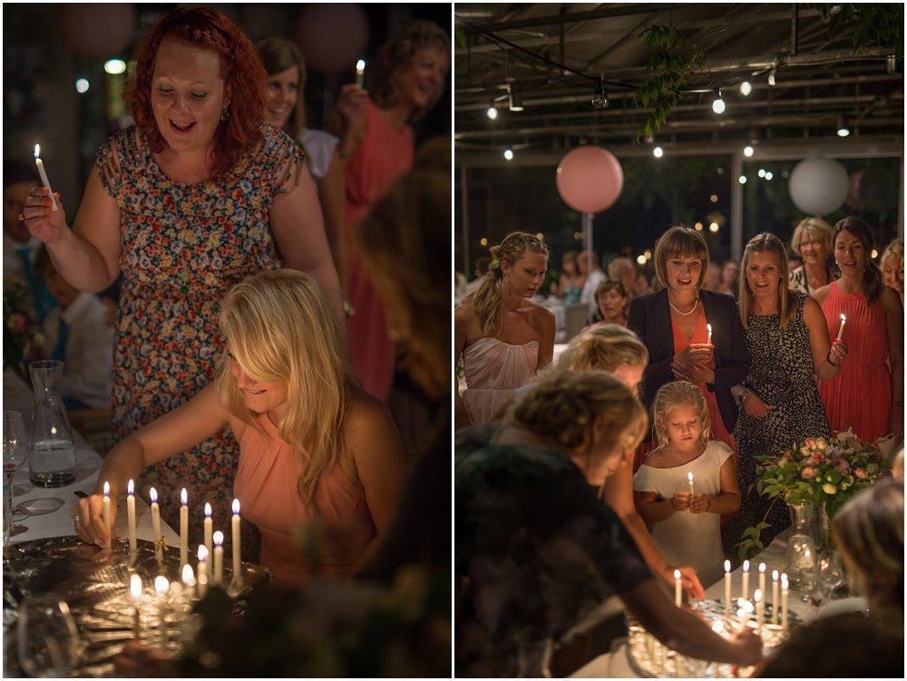 Bryllupsfest i Sverige