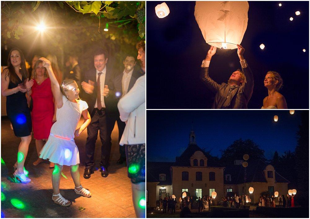 Bryllup på Norrvikens Trädgårdar i Sverige